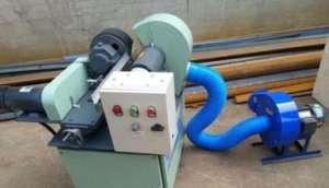 小型圆管抛光机的结构原理及用途织网机